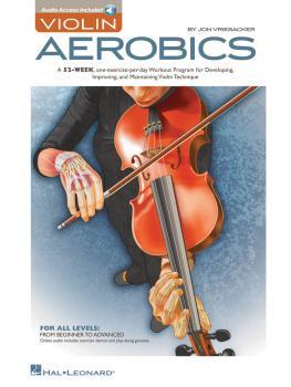 Violin Aerobics (HL-00125151)