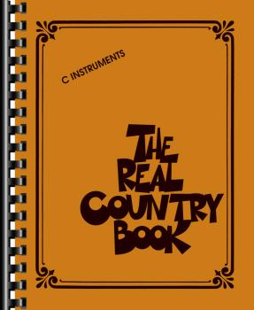 The Real Country Book (C Instruments) (HL-00125426)