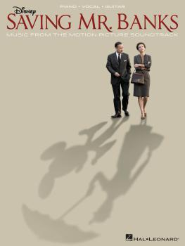 Saving Mr. Banks: Music from the Motion Picture Soundtrack (HL-00125526)