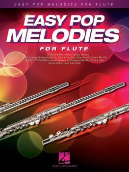 Easy Pop Melodies (for Flute) (HL-00125784)