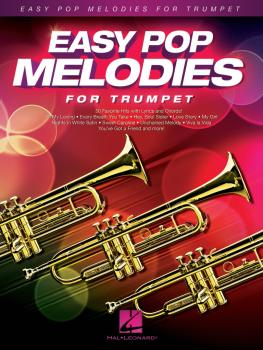 Easy Pop Melodies (for Trumpet) (HL-00125788)