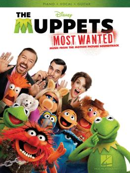 The Muppets Most Wanted: Music from the Motion Picture Soundtrack (HL-00127534)
