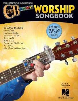 ChordBuddy Worship Songbook (HL-00127895)