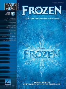 Frozen: Piano Duet Play-Along Volume 44 (HL-00128260)