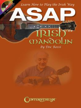 ASAP Irish Mandolin: Learn How to Play the Irish Way (HL-00128349)
