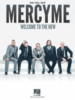 MercyMe - Welcome to the New (HL-00128518)