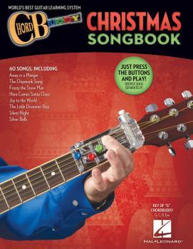 ChordBuddy Guitar Method - Christmas Songbook (HL-00128841)