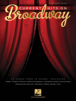 Current Hits on Broadway (HL-00129024)