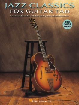 Jazz Classics for Guitar Tab (HL-00129202)