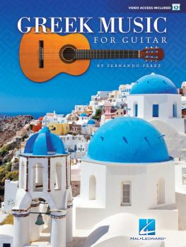 Greek Music for Guitar: Video Access Included! (HL-00130169)
