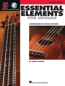 Essential Elements Ukulele Method - Book 2 (HL-00130322)