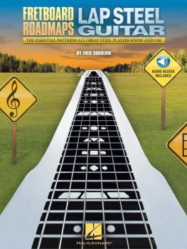 Fretboard Roadmaps - Lap Steel Guitar: The Essential Patterns That All (HL-00130590)