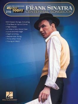 Frank Sinatra Centennial Songbook (E-Z Play Today #216) (HL-00131100)