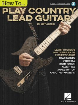 How to Play Country Lead Guitar (HL-00131103)