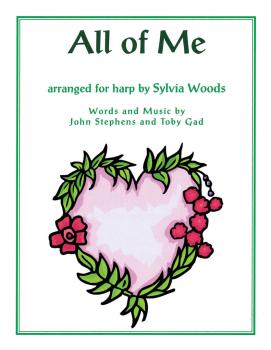 All of Me (Arranged for Harp) (HL-00131540)