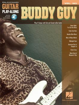 Buddy Guy: Guitar Play-Along Volume 183 (HL-00138240)