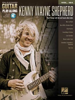Kenny Wayne Shepherd: Guitar Play-Along Volume 184 (HL-00138258)