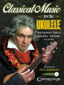 Classical Music for the Ukulele (HL-00138276)