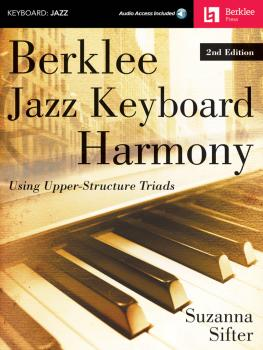 Berklee Jazz Keyboard Harmony - 2nd Edition (HL-00138874)