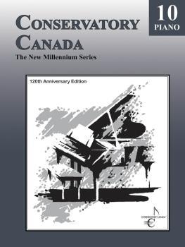 New Millennium Grade 10 Piano Conservatory Canada (HL-00139042)