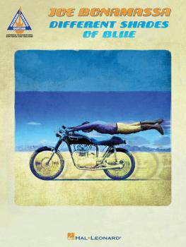 Joe Bonamassa - Different Shades of Blue (HL-00139086)