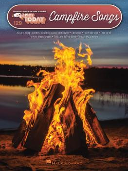 Campfire Songs (E-Z Play Today #129) (HL-00140764)