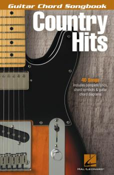 Country Hits - Guitar Chord Songbook (HL-00140859)