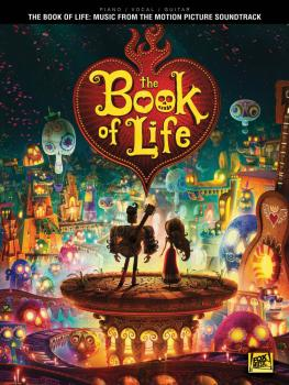 The Book of Life: Music from the Motion Picture Soundtrack (HL-00141022)