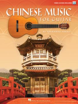 Chinese Music for Guitar (HL-00142329)