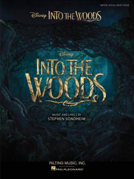 Into the Woods: Vocal Selections from the Disney Movie (HL-00142341)