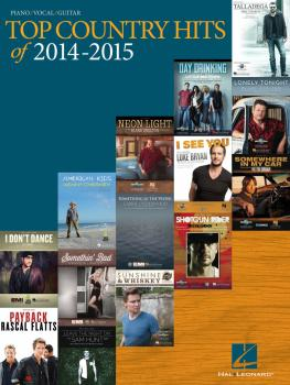Top Country Hits of 2014-2015 (HL-00142574)