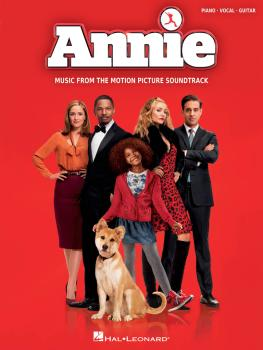 Annie: Music from the 2014 Motion Picture Soundtrack (HL-00142899)