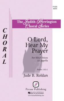 O Lord, Hear My Prayer (HL-00143864)
