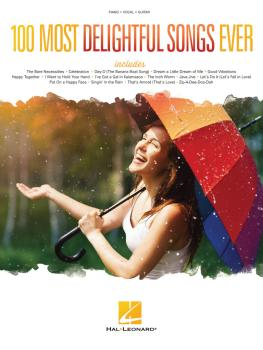 100 Most Delightful Songs Ever (HL-00145438)