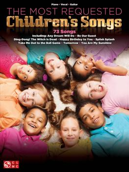 The Most Requested Children's Songs (HL-00145525)