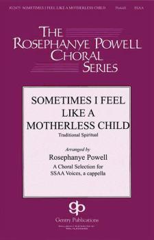Sometimes I Feel Like a Motherless Child (HL-00145528)