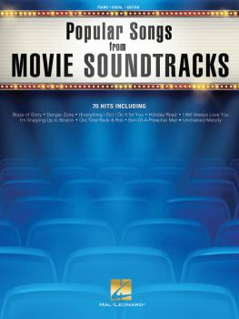 Popular Songs from Movie Soundtracks (HL-00146156)