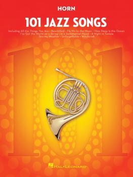 101 Jazz Songs for Horn (HL-00146369)