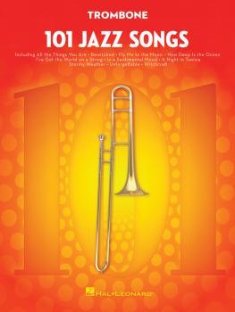 101 Jazz Songs for Trombone (HL-00146370)