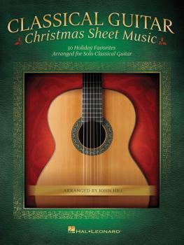 Classical Guitar Christmas Sheet Music (HL-00146974)