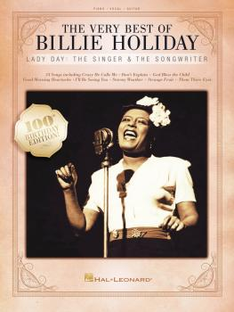 The Very Best of Billie Holiday: Lady Day: The Singer & The Songwriter (HL-00147954)