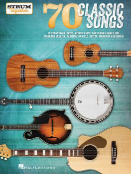 70 Classic Songs - Strum Together (HL-00151235)