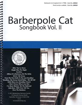 Barberpole Cat Songbook (Volume 2) (HL-00155413)