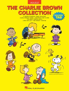 The Charlie Brown Collection(TM) (HL-00155691)