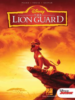 The Lion Guard: Music from the Disney Junior Series Soundtrack (HL-00156370)