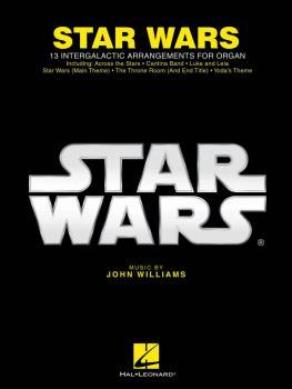 Star Wars for Organ (HL-00157400)