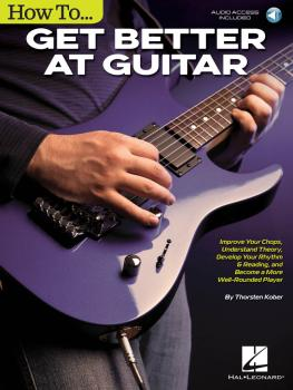 How to Get Better at Guitar (HL-00157666)
