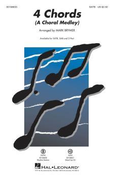 4 Chords (A Choral Medley) (HL-00158633)