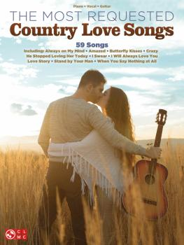The Most Requested Country Love Songs (HL-00159649)