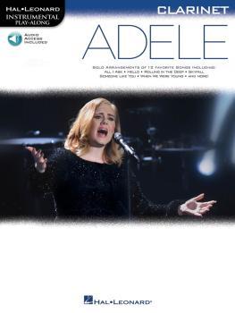 Adele (Clarinet) (HL-00159651)